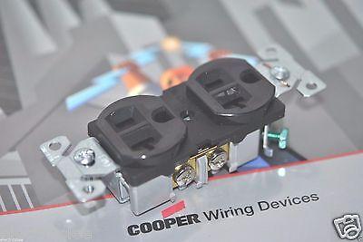 1pcs COOPER 8210GY 15A-125V NEMA5-15 Premium Hospital Grade Single Receptacle