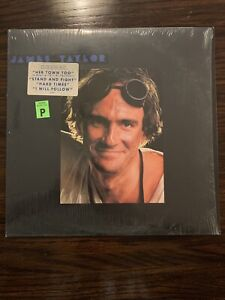 JAMES-TAYLOR-Dad-Loves-His-Work-12-034-Vinyl-Record-LP-VG-Her-Town-Too