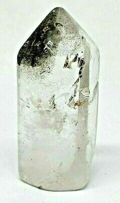 Spécimen minéral guérison spécimen VUG groupe titan cristal de quartz naturel