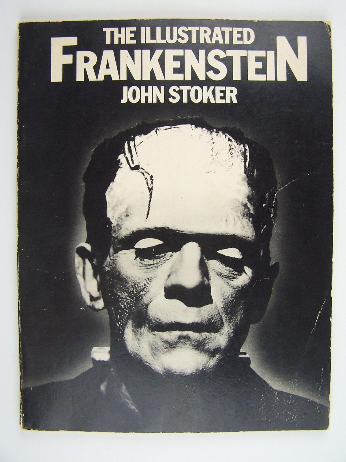 The Illustrated Frankenstein Paperback by John Stoker