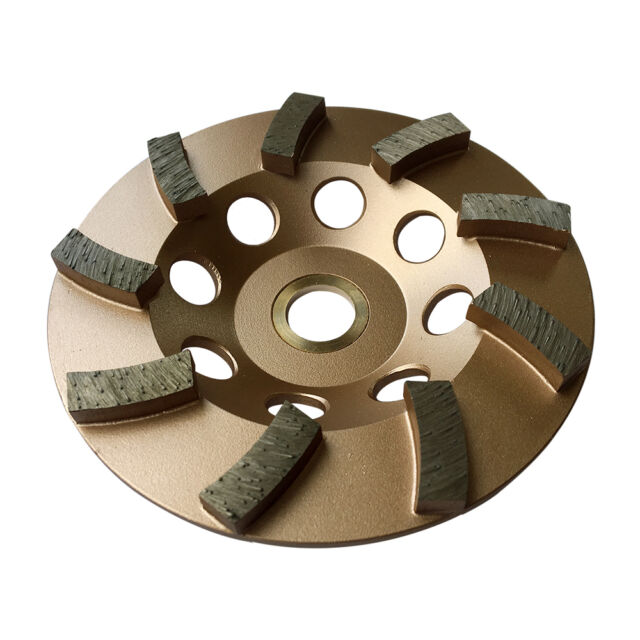grinding wheels for concrete and masonry 4 5 diameter 9 turbo