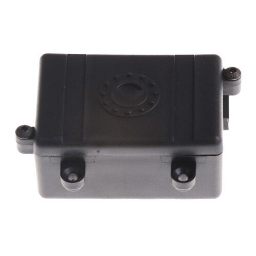 Empfänger Box Rc Auto Radio Box Dekoration Werkzeug Kunststoff Für 1//10 Rc H
