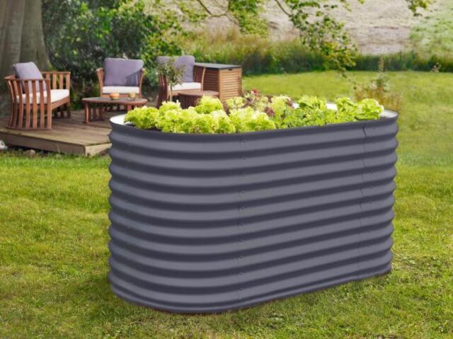 Hochbeet Vitavia 858 Basic Granit 162x82x86cm Ebay