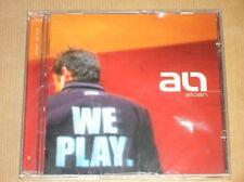 CD RARE NEUF / ALOAN / WE PLAY / NEUF SOUS CELLO
