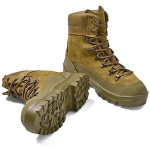 E-E-U-U-BELLEVILLE-950-Goretex-Ejercito-Montana-Combat-Boots-botas-de-45