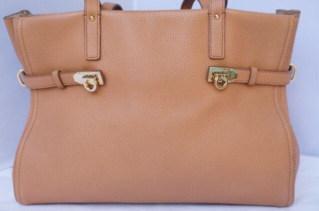 New Salvatore Ferragamo Nencia Women s Bag Satchel Brown Tote Handbag Sale 429ef735d0