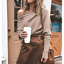 New-Womens-Off-Shoulder-Baggy-Ladies-Tops-Loose-Blouse-Oversized-Sweater-Jumper thumbnail 15