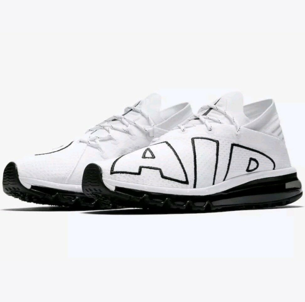 Nike Air Max Flair Baskets Homme Neuf Avec Boîte RRP £ 150 Taille 10-