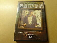 DVD / WANTED: FOR DREI LUMPIGE DOLLAR (GIULIANO GEMMA)