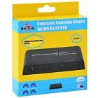 MAYFLASH 4 Port GameCube Controller Adapter for Wii U & PC USB Smash Bros