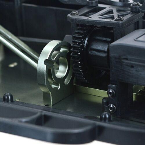 Legierung Motorhalterung Motorsitz Platte Halter für 1//8 RC Auto Crawler