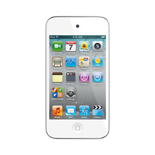 Apple iPod Touch White 4th Gen 8GB grade 'A' screen, grade 'B' body, Works 100%
