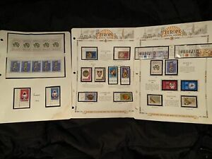 1976 -Europa Mint Mounted NH CPL - Mini sheets included