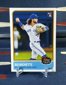 Bo-Bichette-RC-2020-Topps-Futures-Club-SSP-Toronto-Blue-Jays-Rookie