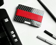 Carbon Fiber Wallet Credit Card Cases Money Clip Minimalist wallet