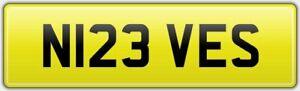 NIEVES-CAR-NUMBER-PLATE-N123-VES-NO-HIDDEN-FEES-NIEVE-NEVES-NEVE-IVES-NAVE-NIEV