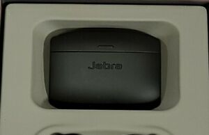 Jabra Elite Active 65t Wireless Earbuds Replacement Charging Case Titanium Black Ebay