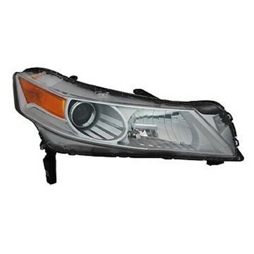 Right Side Replacement HID Headlight Assembly For 2009