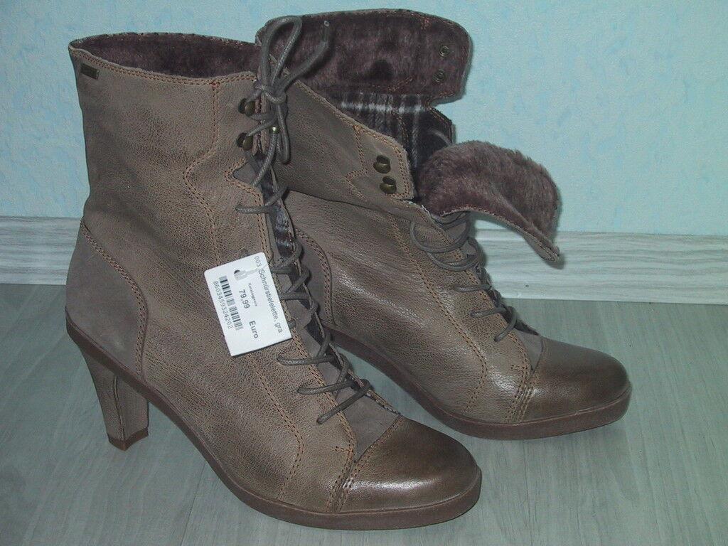 Ankleboot MEXX Stiefelette in / Ankle Boot NEU in Stiefelette der Gr. 42 braun & Leder ansehen 7ee726