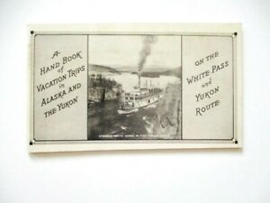 A-Handbook-of-Vacation-Trips-in-Alaska-and-the-Yukon-1940s-Travel-Booklet
