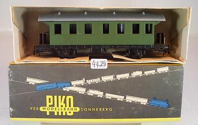 Piko H0 Piattaforma Vetture Passeggeri Bi 2-achsig N. 2 Di Ricambio-ovp #4429-mostra Il Titolo Originale Alleviare Il Calore E La Sete.
