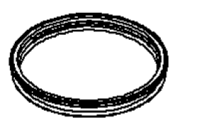 VAUXHALL GASKET 9227607 GENUINE NEW