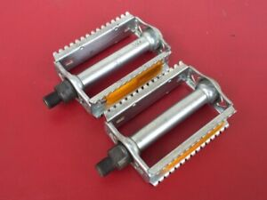 Vintage-HTI-Rat-Trap-826-Flat-1-2-BMX-Redline-Boss-GT-Schwinn-BMX-Bike-Pedals