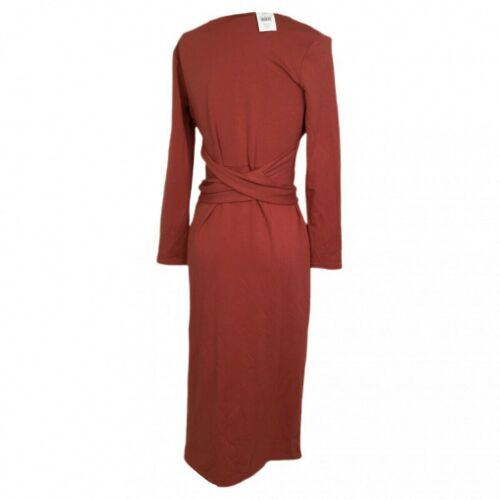 Details about  /J Jill Belted Maxi Dress