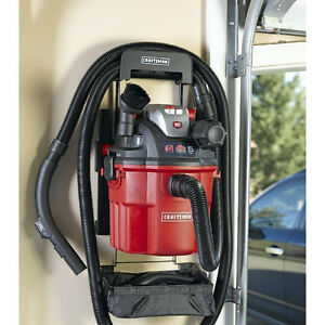Craftsman Wall Mount Wet Dry Vac Remote Garage Car Shop