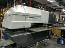 Strippit 1000 Xp 20 Upgraded Cnc Turret Punch Press With Auto Index