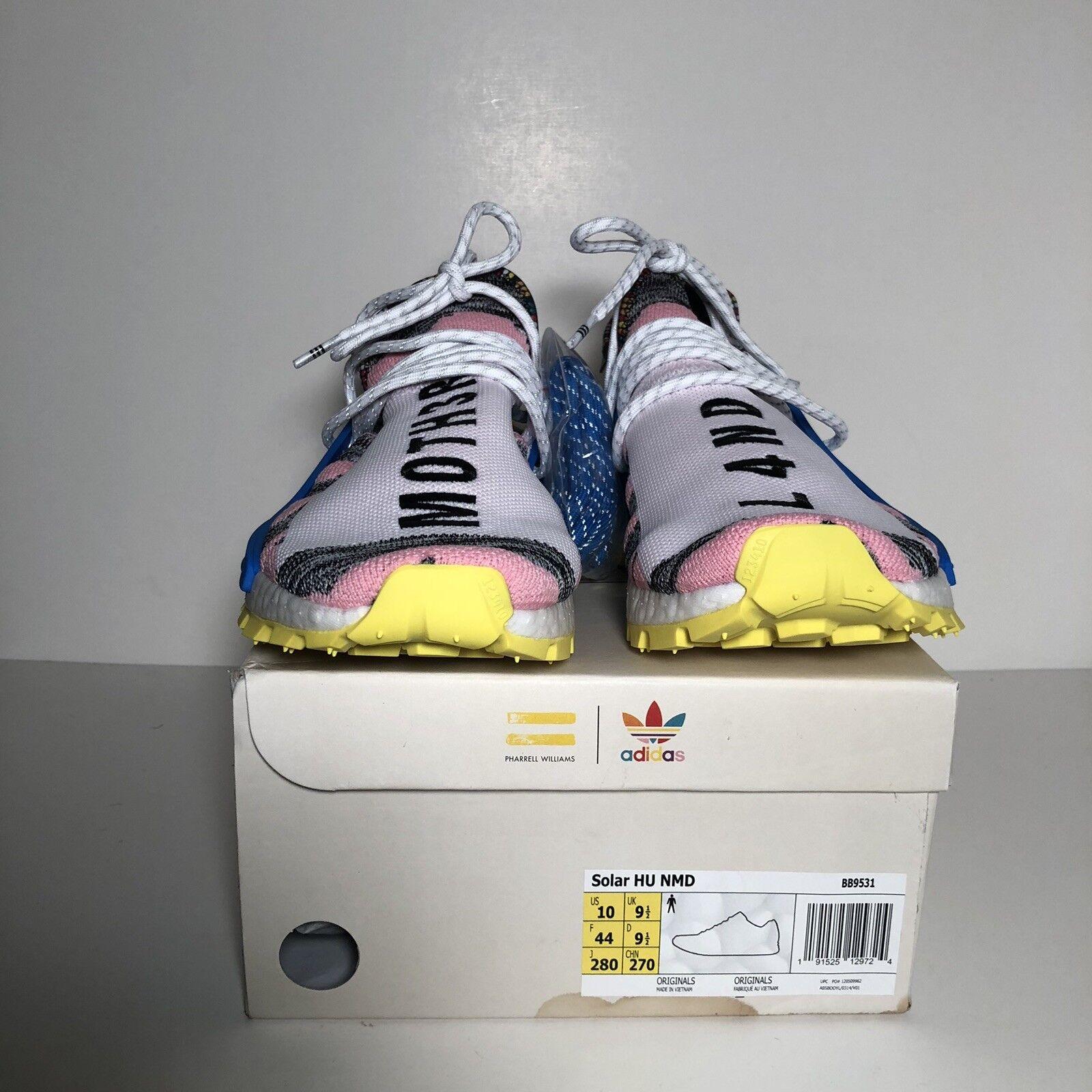 Adidas x pharrell hu nmd solar - packung rosa bb9531 blaumänner sz uns bb9531 rosa bnib 10,0 21a1d8