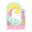 MAGICAL-UNICORN-Birthday-Party-Range-Tableware-Balloons-Supplies-Decorations miniatuur 8