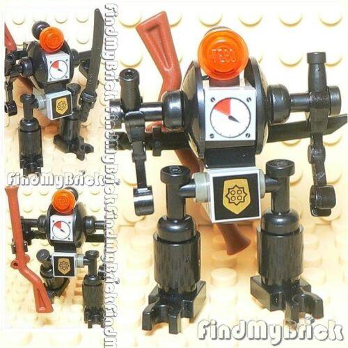 NEW SW330 Lego Star Wars Custom Bounty Hunter Minifig