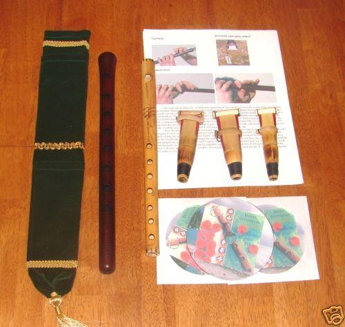 DUDUK Professionnel Arménien DOUDOUK 3 Reed Flûte CASE Apricot Wood Dudek NEW
