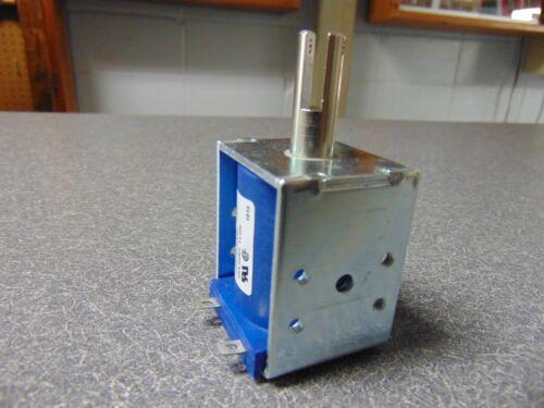 NEW Quarter Pusher Solenoid For Tilt Flap Shuts and Opens Tilt Flap.