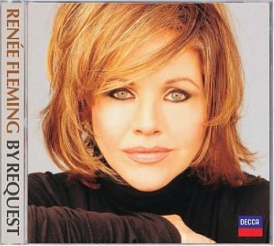 RENE FLEMING-BY REQUEST-JAPAN SHM-CD D46