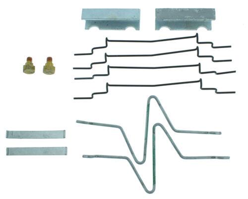 Disc Brake Hardware Kit Front,Rear Centric 117.79001