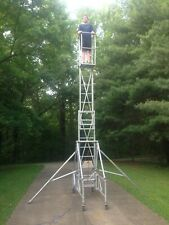 Scaffolding Up Right Scaffolds 512 B Tall E Scope Inspection Ladder 50512 Stairs