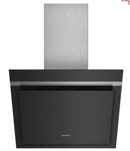 siemens lc67khm60 dunstabzugshaube schwarz mit glasschirm 60 cm iq300 eek a ebay. Black Bedroom Furniture Sets. Home Design Ideas