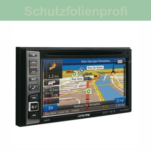 2017 3x Maoni Antireflex Displayschutzfolie v Volkswagen Discover Media
