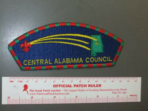 Boy Scout CSP Central Alabama 5172W