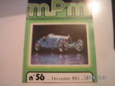 *** mPm Maquette n°56 Vought F4U-1A Corsair La BMW R-75 A/1 Ferrari 350 Can-Am
