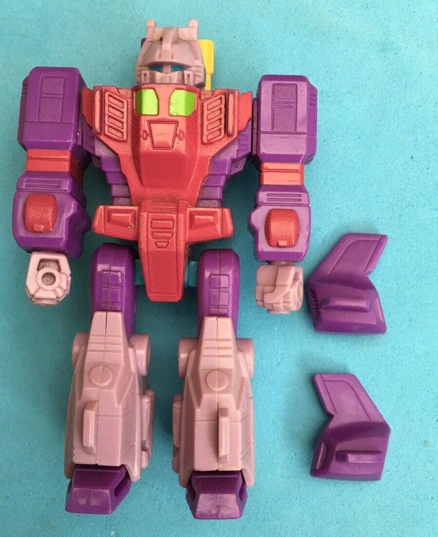 -- G1 Transformers European Elite Action Master - Decepticon Turbo Master - 1991