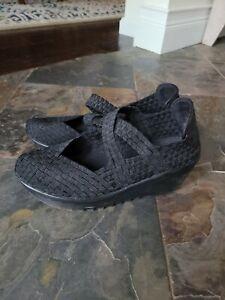 Bernie Mev 39 Woven Shoes Wedge