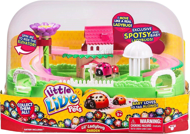 Universal Rot Ladybug LADYB104 Kindersitzerh/öhung