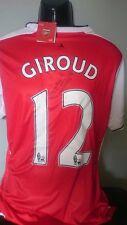 Oliver Giroud signed ARSENAL 2016-17 home shirt mens SALE