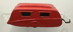 VINTAGE Dinky Toys Caravan 190 per restauro