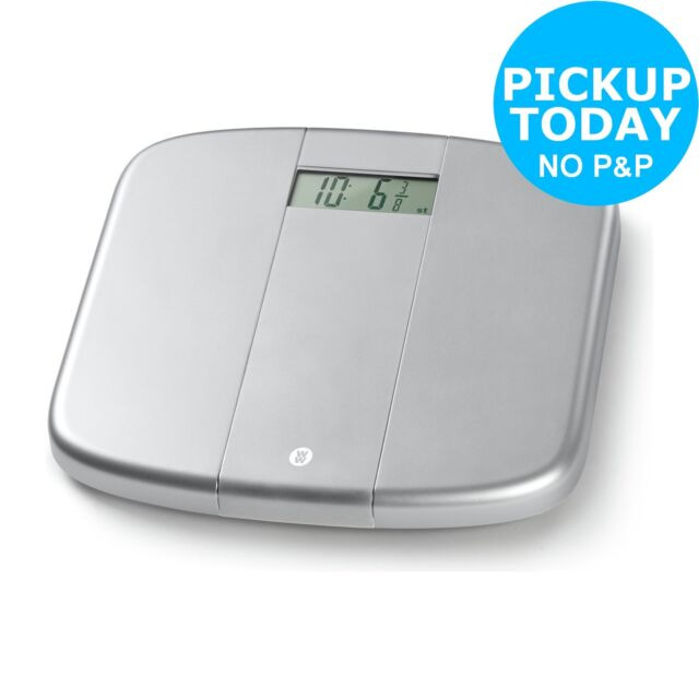 Weight Watchers Silver Electronic Scale