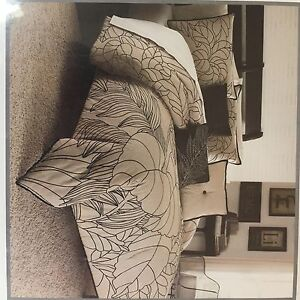 Image Is Loading T Y Pennington Style King Jaco Comforter Mini Set