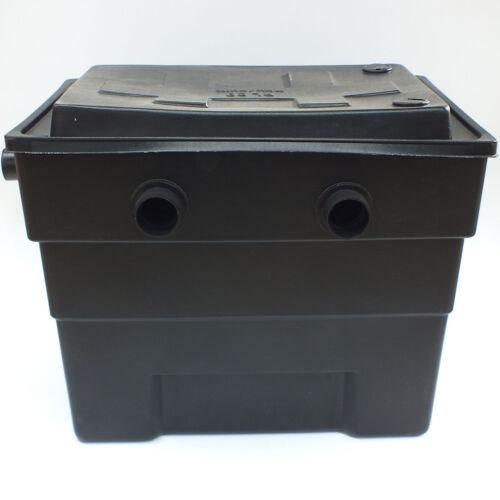 Yamitsu MEGA XL stagno di Koi Filtro Black Box 3000 Gallone